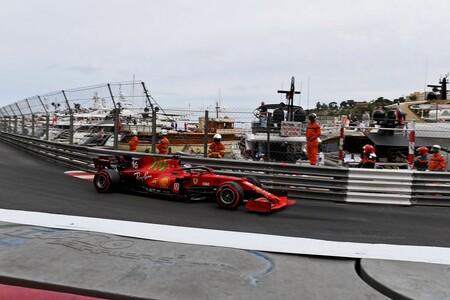 Leclerc Monaco F1 2021 3