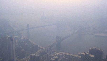 Smog en Nueva York