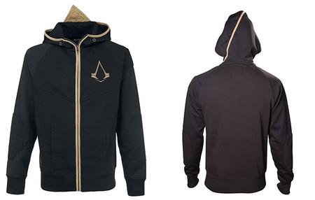La sudadera con capucha Assassin's Creed Logo está rebajada a 39,91 euros en Amazon