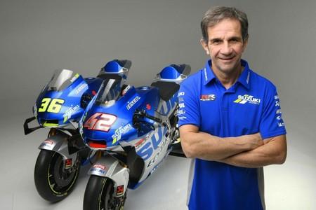 Davide Brivio Suzuki Motogp 2020