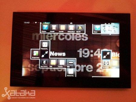 Fusion Garage Tablet Grid10, primeras impresiones