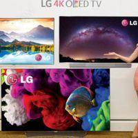 LG tiene listo todo su catálogo al completo para enseñarlo en los Premios Xataka 2015