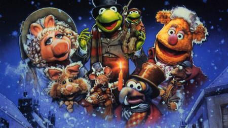 La película definitiva para las fiestas navideñas se hizo hace 30 años: 'Los teleñecos en Cuento de Navidad'