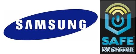 SAFE, la apuesta de Samsung para ganar cuota de mercado en las empresas