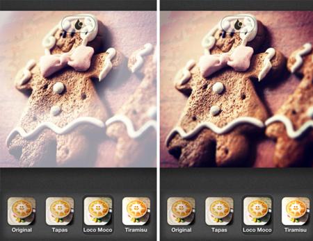 Burpple se actualiza y añade seis filtros para que fotografiemos nuestra comida