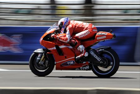 MotoGP Indianápolis 2010: sólo una de tres para los españoles