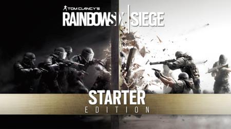 Rainbow Six Siege propone una interesante alternativa comercial por tiempo limitado con su Starter Edition
