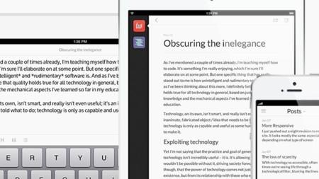 Automattic compra Poster, una aplicación de iOS para publicar en WordPress