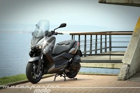 Yamaha X-MAX 400, prueba (características y curiosidades)