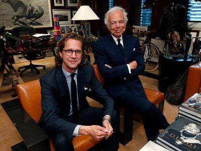 Stefan Larsson, CEO de Ralph Lauren, es despedido por desacuerdos con el fundador de la firma americana