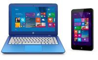 HP Stream, la gama de tablets y portátiles de HP con Windows 8.1 por 100 y 200 dólares