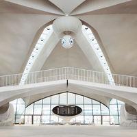 La vanguardista terminal TWA del JFK de Nueva York se reconvierte en hotel