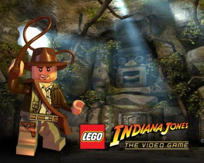Primeras capturas de 'Lego Indiana Jones'