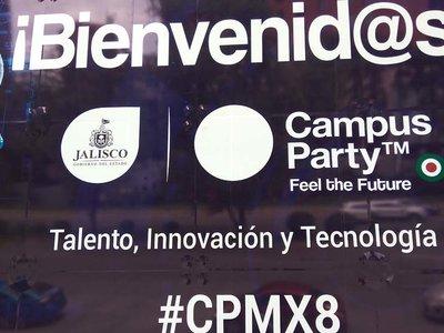 Así es como un nerd, que nunca había asistido a Campus Party, vivió Campus Party México 8