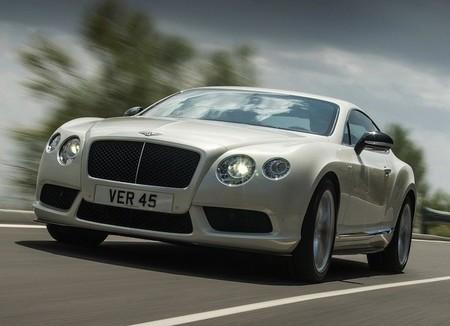 El Salón del Automóvil de Frankfurt desvela el nuevo Bentley GT V8 S