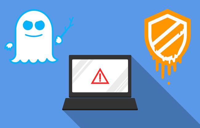 Cada vez más malware busca explotar las vulnerabilidades Meltdown y Spectre