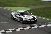 Audi RS 7 piloted driving concept, el vehículo autónomo más rápido del mundo