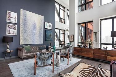 Las nueve claves imprescindibles para obtener un salón elegante y sofisticado
