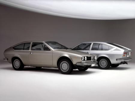 Alfa Romeo Alfetta Gt 1
