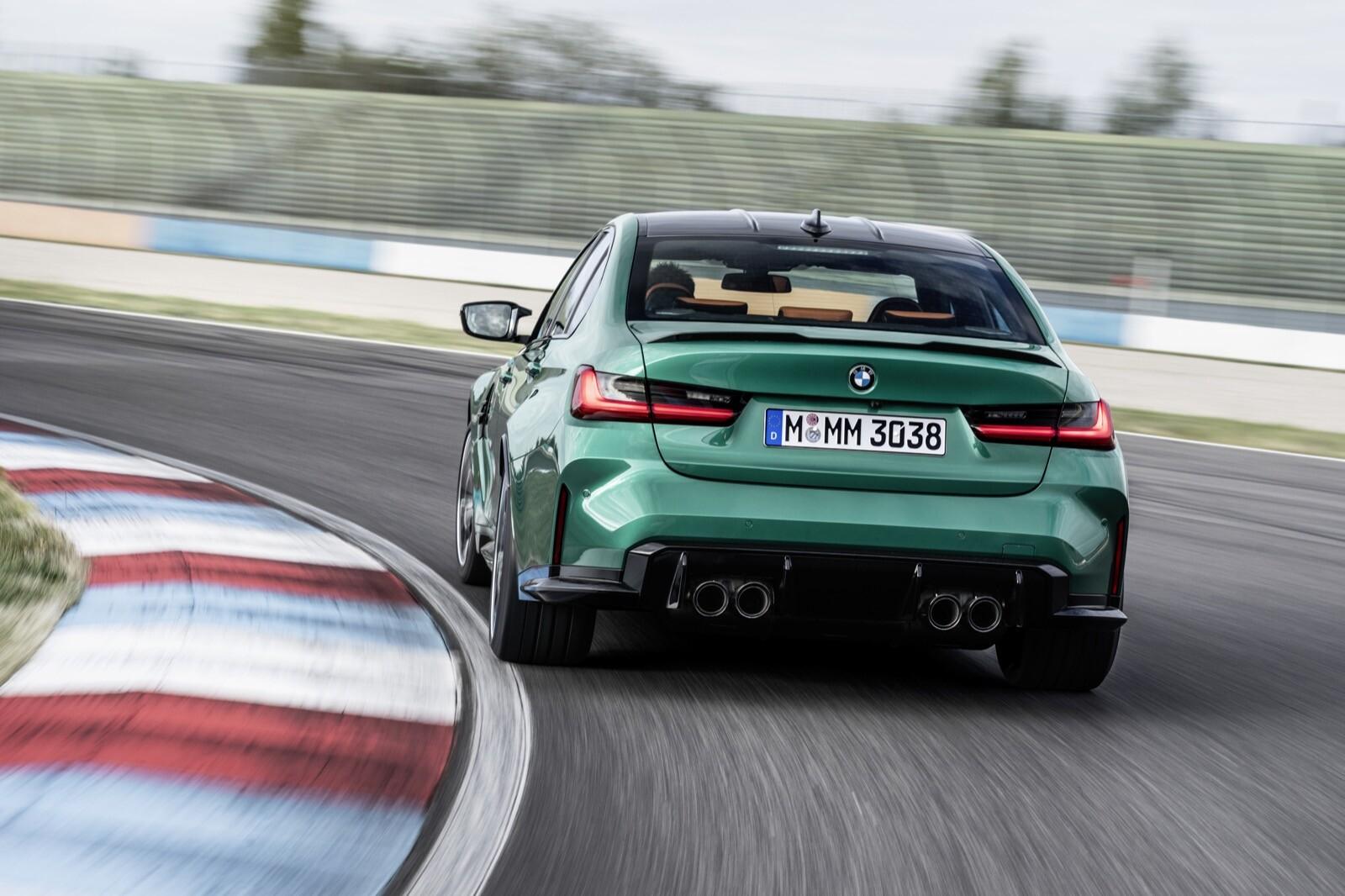 Foto de BMW M3 Competition 2021 (15/40)