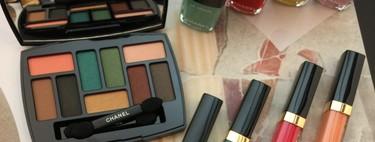 La colección de maquillaje de a Chanel 2018: colores tierra, verdes y ácidos que marcarán tendencia