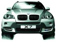 BMW X7, el próximo SUV de la marca alemana