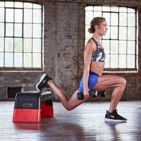 Intensifica tu entrenamiento en casa con el Step Deck de Reebok ahora con hasta un 30% de descuento en Sprinter