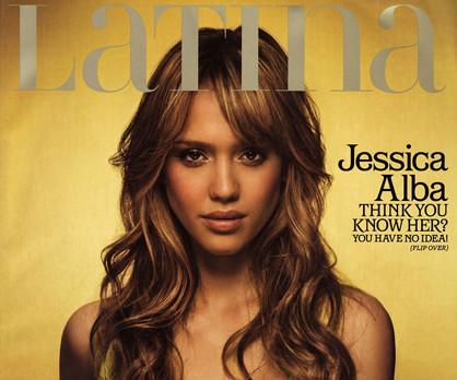 Jessica Alba, terrorífica