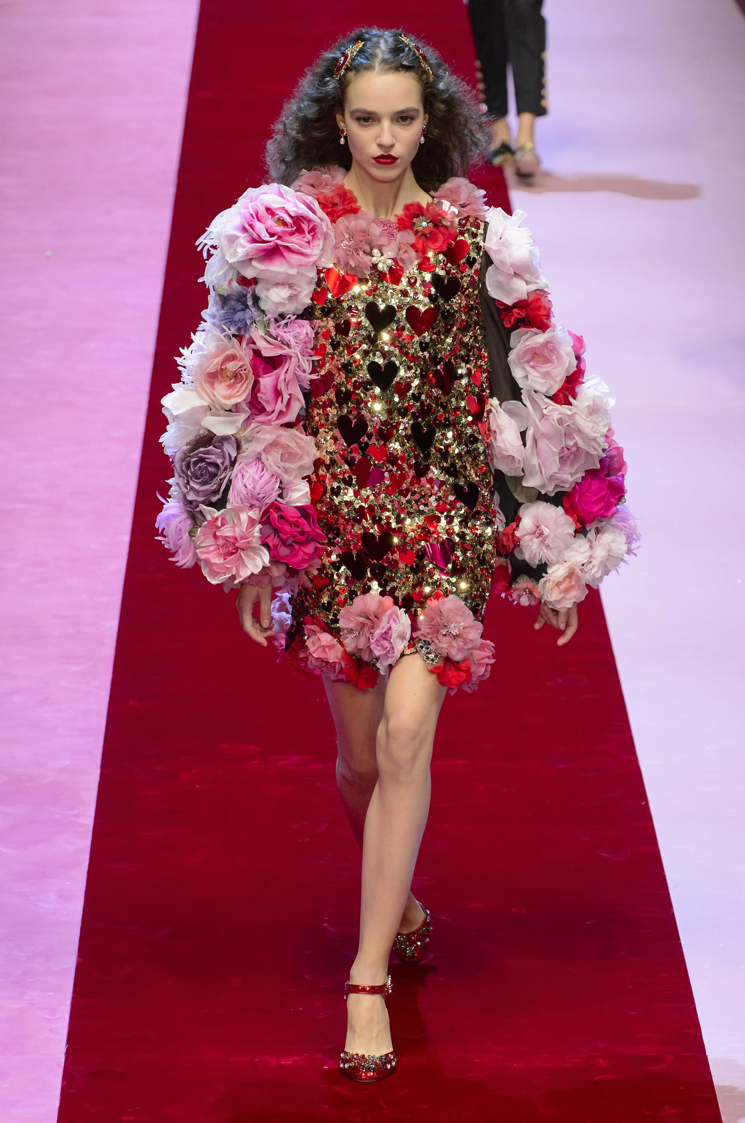 Foto de Dolce&Gabbana Primavera/Verano 2018 (69/106)