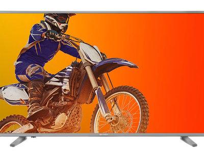 Hisense seguirá apostando por fabricar nuevas teles 4K bajo la marca Sharp para este 2018