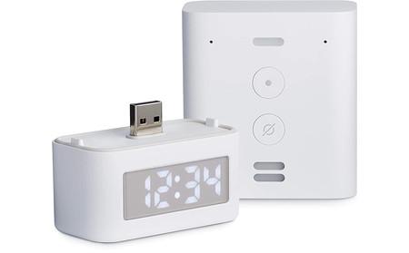 El altavoz Echo Flex de Amazon es ahora más completo: este reloj se acopla vía USB para mostrar la hora en cualquier parte