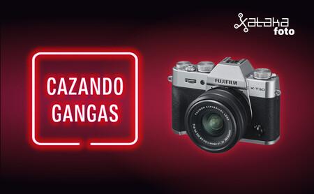 Fujifilm X-T30, Sony A7 II, Apple iPhone 12 Mini y más cámaras, móviles, ópticas y accesorios en oferta en el Cazando Gangas