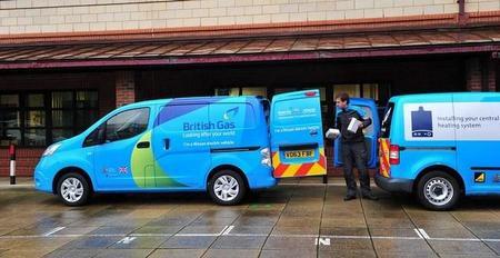 British Gas adquiere 100 unidades de la Nissan e-NV200