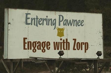 Pawnee Zorp
