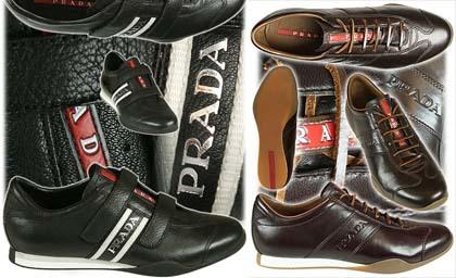 Foto de Nuevas zapatillas de Prada para hombre (1/6)