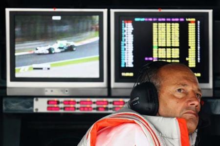 Ron Dennis podría volver a la Fórmula 1 por exigencia de Honda