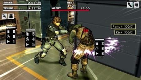 'Metal Gear Acid' podría aparecer en la PSN
