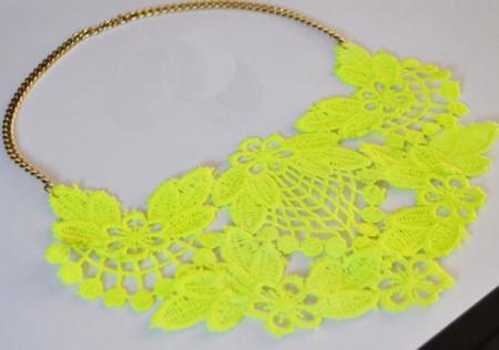 Un DIY solo para chicas, recicla tus puntas y crea este hermoso collar