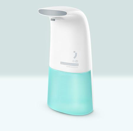 Oferta flash dispensador de jab n autom tico xiaomi mijia automatic touchless por 19 euros y - Dispensador de jabon automatico ...