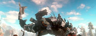 Horizon Zero Dawn es Sony intentando pasarle la mano por la cara a los juegos de Ubisoft