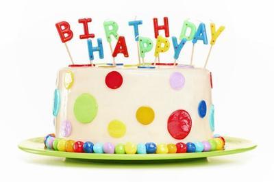 Disfrutar de la vida es celebrarla como se merece: receta de tarta de cumpleaños