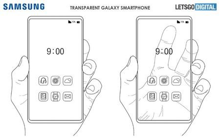 Transparente Samsung