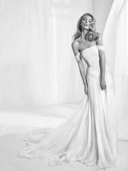 Vestidos de novia marca pronovias