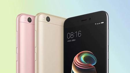 Xiaomi Redmi 5a Mexico Precio