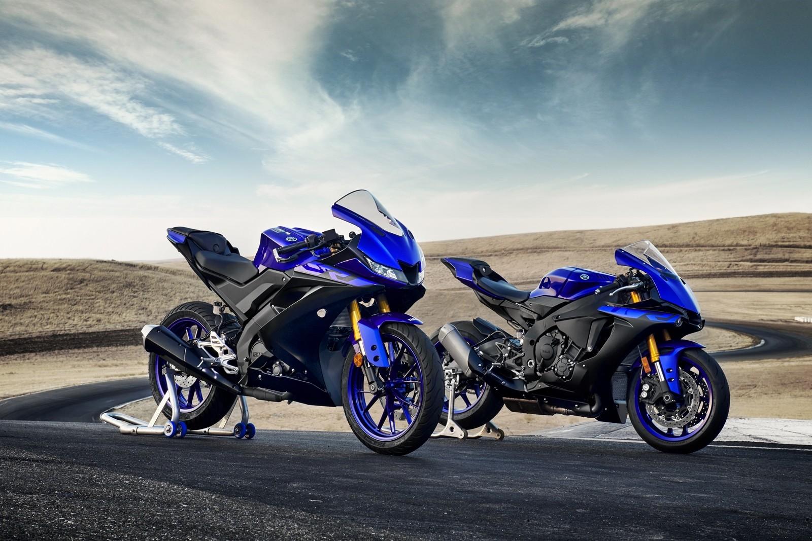 Foto de Yamaha YZF-R125 2019 (6/18)