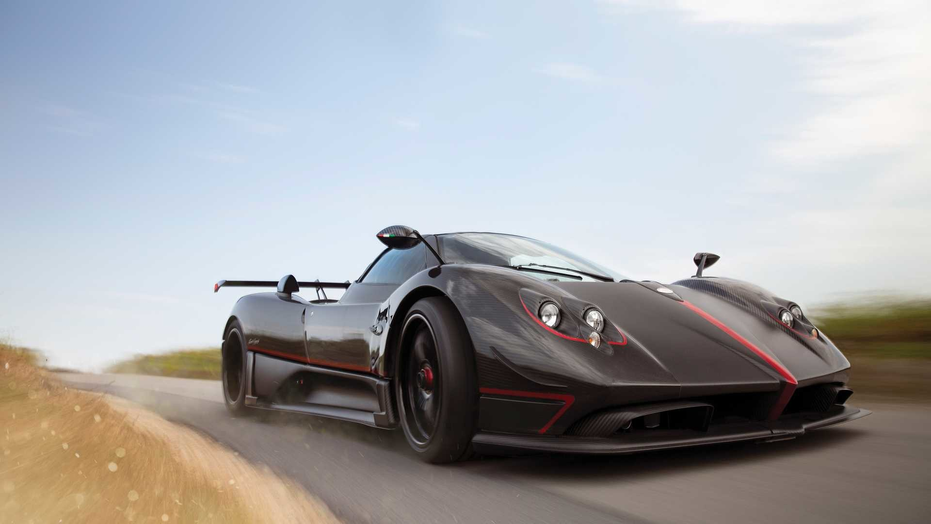 Pagani Zonda Aether (RM Sotheby's)