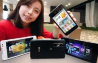 LG Optimus 3D Cube/Max, renovación con soporte NFC y un buen adelgazamiento