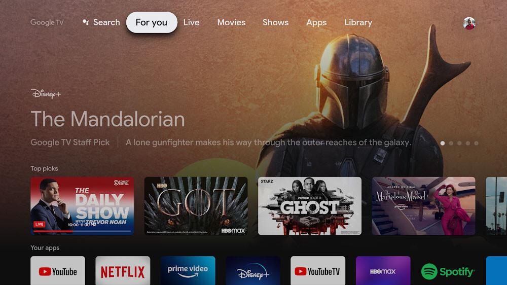 TCL anuncia que llevará Google TV a sus nuevos televisores de 2021