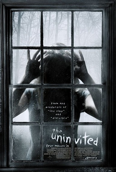 'Presencias extrañas' ('The Uninvited'), trailer y póster
