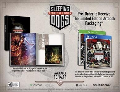 Los guantazos chinos llegan a PS4 y Xbox One con Sleeping Dogs: Definitive Edition